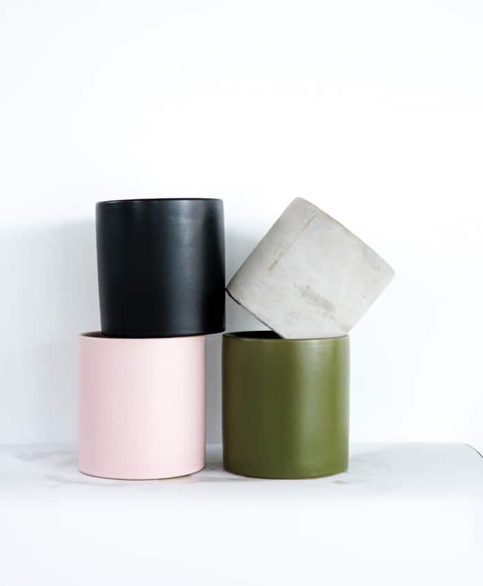 Ceramic Pot, 10cm